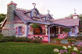 Cool Hello Kitty Houses Real Photo Ideas ...