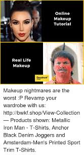 iron man memes and amsterdam real life makeup bewakoof makeup tutorial makeup