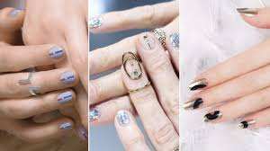 three manicures by top insram nail artists and studios sunday studio eun kyung park and jin