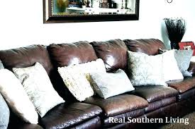 decorating brown leather couches. Leather Sofa Decor Pillows For Brown Couch Furniture Ideas  Throws Best Decorating Black Pictures Decorating Brown Leather Couches S