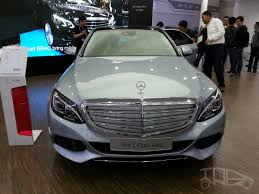 2015 Mercedes C-Class LWB Model Launched in 2014 Beijing Motor Show
