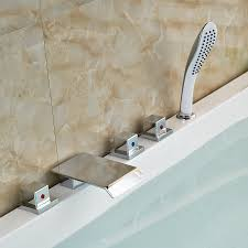 Waterfall Bathtub Designs Charming Waterfall Spout Bathtub Faucet 137 Waterfall