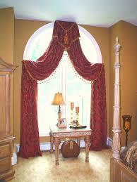 ... Decoration:Window Net Curtains Circular Blinds Palladium Window  Treatment Ideas Arch Top Curtain Rod Arch ...