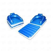 inflatable pool furniture. Floating Foam Pool Lounge Chairs Inflatable Chair Furniture :