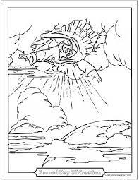 creation coloring sheet coloring sheet for heaven bible gulfmik 59bed4630c44
