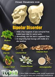 3 ways to treat bipolar home remedies for bipolar disorder top 10 home remedies