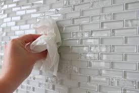 How To Grout Tile Backsplash Interesting Design Ideas