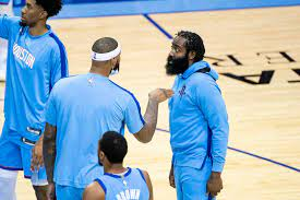For Rockets players, tension with James ...
