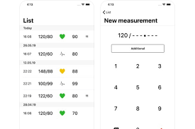 7 Free Apps To Measure Blood Pressure Android Ios Free