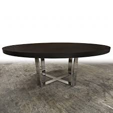 top hudson furniture dining tables x metal base intended for metal round dining table decor