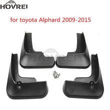 Комплект автомобильных <b>брызговиков</b> для Toyota Alphard 2009 ...