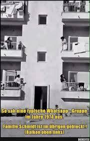 So Sah Eine Typische Whatsapp Gruppe Im Jahre 1974 Aus Lustige