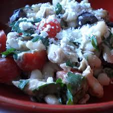 Mediterranean Mackerel Salad Recipe on ...