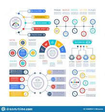 Infographic Elements Financial Presentation Infochart