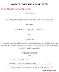 Examples Of Contracts Between Two Businesses Sample Agreement