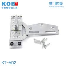 get quotations kob 202 sliding door hook lock aluminum sliding door lock lock the doors of the closet