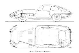 jaguar e type wiring harness routing wiring diagram wire loom routing xke s2 e type jag lovers forumswire loom routing xke s2