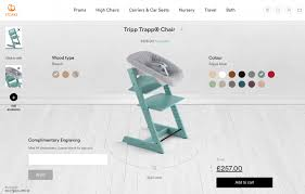 real time 3d configurator
