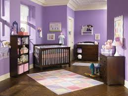 18 Ba Girl Nursery Ideas Themes Amp Designs Pictures Inside Baby Nursery  Purple For Existing Residence