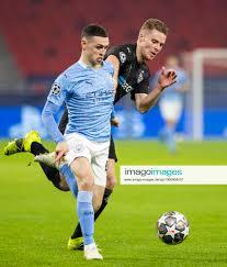 Sportfoto Phil Foden (City), Nico Elvedi (BMG) Borussia