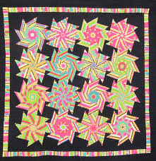 Free Stack And Whack Quilt Pattern | Texnoklimat.com & Free Stack And Whack Quilt Pattern #9 Exuberance By Wendy Starn - A  Windmill Block Adamdwight.com