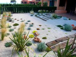 5 Benefits Of Having A Rock Garden // Rock gardens require fewer plants  than traditional