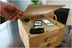 wine box ideas. Plain Wine Wine Crate Charging Station With Box Ideas A