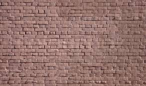 stock image of simple painted brick wall small scale background texture