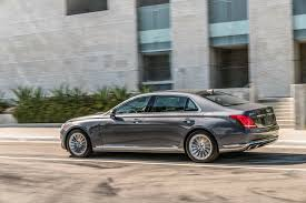 2017 Genesis G90 First Drive Review Luxury Startup Motor Trend