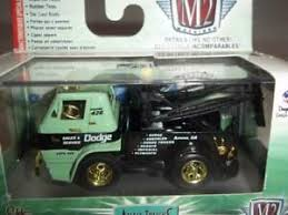 Details About 1 64 Scale 1966 Dodge L600 Tow Truck Chase Gorgeous M2 Machines In Package