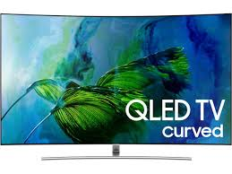 samsung tv 55 inch 4k. samsung qn55q8camfxza 55-inch 4k ultra hd curved qled smart tv with hdr elite tv 55 inch 4k c