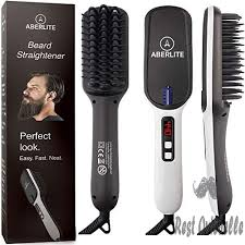 10 best beard straighteners for perfect
