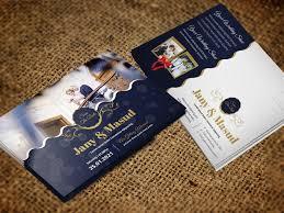 Photo Invitation Postcards Wedding Invitation Postcard Design By Papiya Sultana Jany On