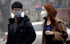 Image result for china smog mask