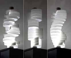 creative designs in lighting. Creative Piling Of Shapes. Lamp Sparked Several Designs In My Initial Ideas. Lighting