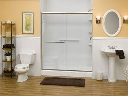 fiberglass walk in shower enclosures