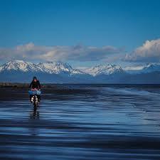 Beachpacking Nikiski To Homer Wandering By Bicycle