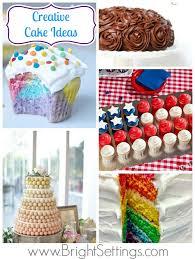 Creative Cakes The Bright Ideas Blog