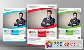 Business Flyer Template Free Download Corporate Business Flyer Template 95636 Free Download