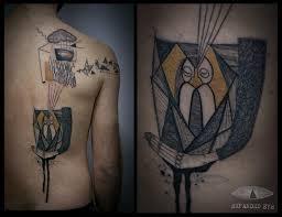 тату на лопатке татуировки на лопатке в салоне территория
