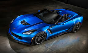 Chevrolet Turns Loose the Latest Z06 Convertible 2015 Chevrolet ...