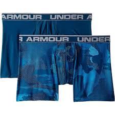 Under Armour Original Series 6 In Boxerjock Novelty 2 Pk