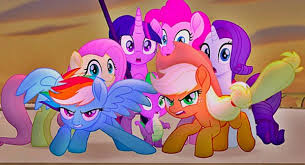 My Movie My Little Pony The Movie Is Boring But Features An Awesome Villain