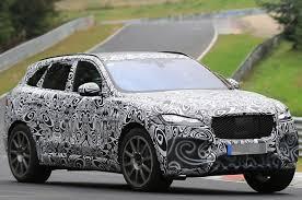 2018 jaguar f pace svr. brilliant pace jaguar fpace svr spotted for the first time in 2018 jaguar f pace svr