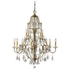 valentina 12 light oxidized bronze chandelier