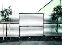 corrugated metal fence panels ribbed metal panel corrugated fence panel corrugated metal fence home depot corrugated