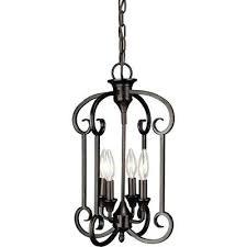 pendant lighting home depot. Chandeliers At Home Depot 4 Light Antique Bronze Chandelier Rustic Pendant Lighting I