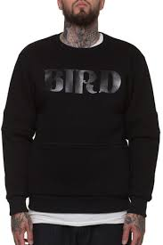 <b>Толстовка BIRD Avem</b> (Черный, M) | www.gt-a.ru