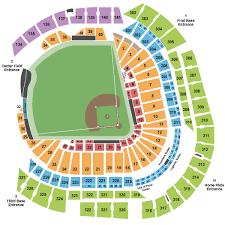 Rays Seating Chart Marlins Ballpark Seating Chart Miami