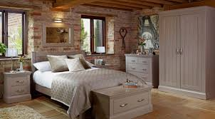 Con tempo Furniture Lusso Grey Painted Bedroom Furniture
